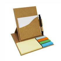 Kit de Mesa Ecologico com Post It